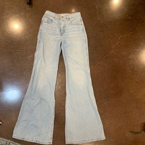 Wrangler fly high flare new without tags